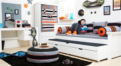 Jugendzimmer Komplett Mit Schreibtisch Skater