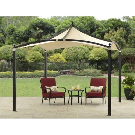 better homes and garden convair 10 x 10 pavilion gazebo