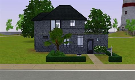 small bedrooms mod the sims modern house 13322