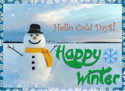 Cold Hello Days Fun Winter 123greetings Greetings