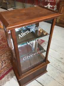 antique counter for vintage counter top display cabinet antiques atlas 7489