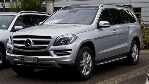 Marcedes Benz Gls : Mercedes-benz Gl 500 4matic (x 166)