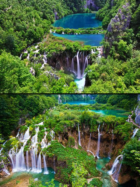 10 of the most beautiful waterfalls in the world. #2 seems ...