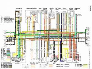 Suzuki Intruder 600 Wiring Diagram