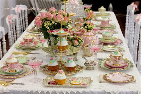 tea party table settings ideas a series of tea rrific tea party ideas tea party themes