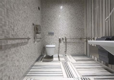 bathroom floor  mosaic decorations  ceramic tiles