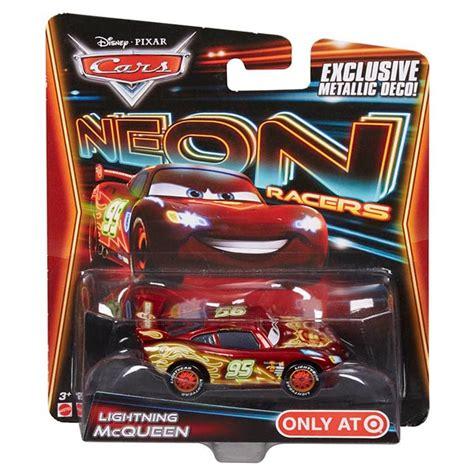 siege bébé cars véhicule neon flash mcqueen mattel king jouet