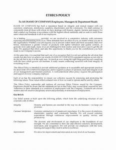 Code of conduct example 5 free templates in pdf word excel download business ethics policy template ethics policy statement legal forms and business templates cheaphphosting Choice Image