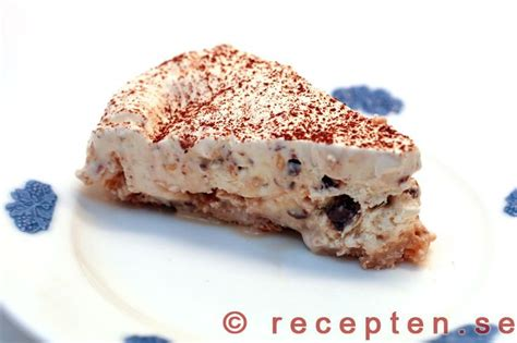 dajmtarta glassmaraengtarta recipe recept att tillaga