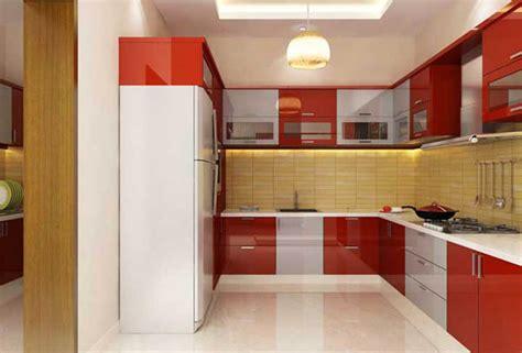 Indian Kitchen Interior Design Photos  Interior Beauty