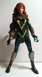 Hope Summers Marvel Legends Series 1 Action Figure Review ...