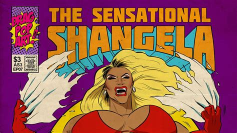 This Artist Turns The All-star Queens Of Rupaul's Drag