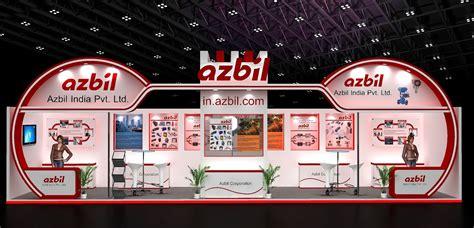 stall designer azbil stall design