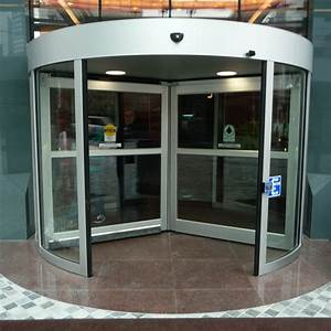 Automatic Revolving Doors Systems Durham