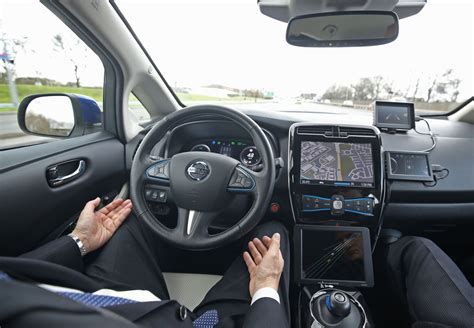Driverless Cars Don't Have To Be That Good To Be Better