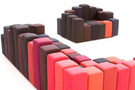 canapes originaux canapé de design original par le créateur arad