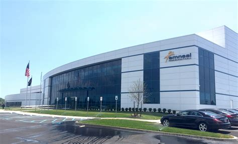 Amneal Pharmaceuticals – JM2 Architecture