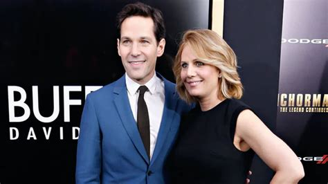 Paul Rudd's Wife Julie Yaeger | Hollywood's Shyest Family