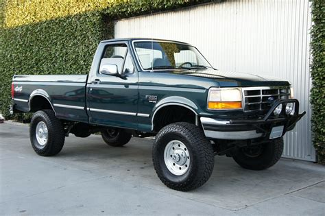 Single Cab Bed by Single Cab Lifted 1995 Ford F 250 Bed 7