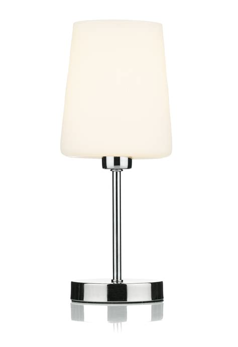 touch bedside table ls dar lighting calum touch table bedside l opal white