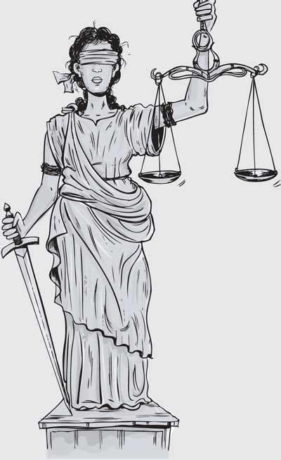 Fiat Justitia by Daily Mirror Fiat Justitia