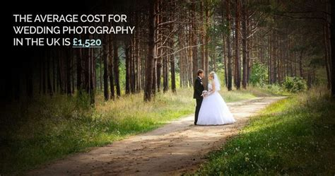 wedding photographer cost average cost for wedding photography in the uk is 1 520