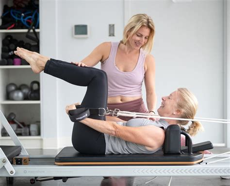 Pilates Helps 64-year-old With Nerve Pain; 'i Can Do More