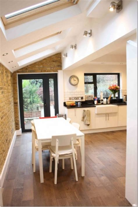 simply extend transforms family s london home with unique kitchen diner extension simply