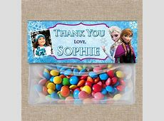 Favors 7 Cute Ideas for a Disney Frozen Themed Party …