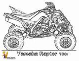 Atv Quad Coloring Yamaha Raptor Printables Ausmalbilder 700r Malvorlagen Yescoloring Konabeun Dirtbike Wheeler Colouring Awesome Boys Drucken Stupendous Atvs Zum sketch template