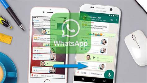 Iphone'dan Android'e Whatsapp Nasıl Taşınır?