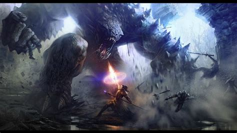 fantasy art warrior magic trolls wallpapers hd