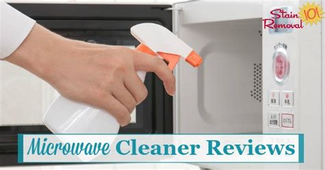microwave cleaner reviews  products work