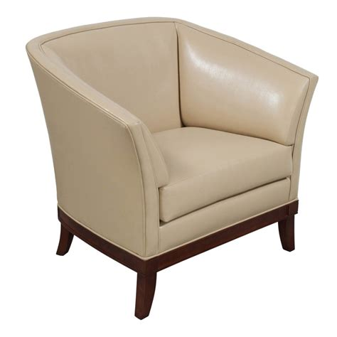 Used Leather Armchair by Hbf Used Leather Club Chair National Office