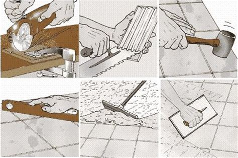 how to install tile how to install marble tile floor