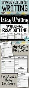 Essay Writing  Mastering The Essay Outline With Guided