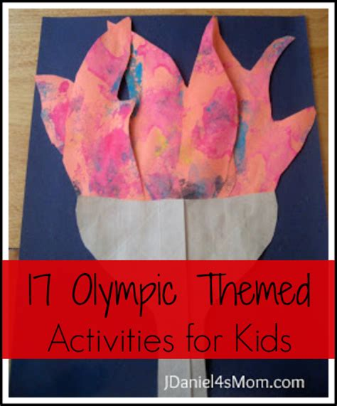 17 olympic themed activities for jdaniel4s 714 | 17 Olympic themed activities for kids
