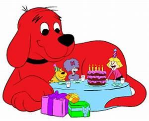 Trinity Church Nursery School: Happy Birthday Clifford!