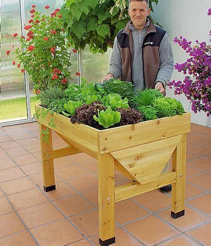 Hochbeete Für Balkon by Hochbeet Bauanleitung Und Tipps Zum Bepflanzen Living
