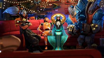 League Sona Legends Yasuo Jinx Malphite Odyssey