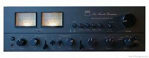 Nad 3080 - Manual - Stereophonic Amplifier