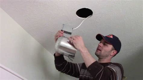 how to install can lights how to install additional recessed can lights youtube