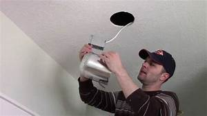 How To Install Additional Recessed Can Lights