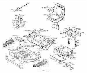 Dixon Ztr Classic  2003  Parts Diagram For Body