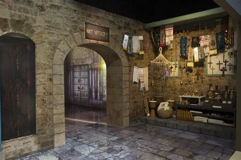 Virtual Tour Of Jerusalem At National Geographic Museum