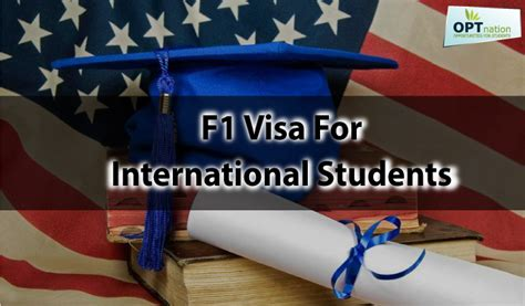 F1 Visa Requirements And Rules