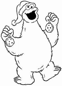cookie monster coloring pages to print - cookie monster coloring pages to print az coloring pages