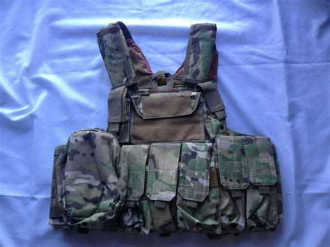 Army Military Molle Tactical Marine Style Kevlar