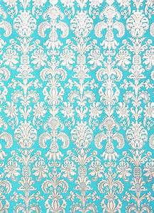 Tiffany blue damask | Phone Wallpapers | Pinterest