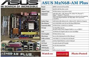 Asus M2n68 Am2   Am2 Nvid  End 6  17  2017 1 15 Am